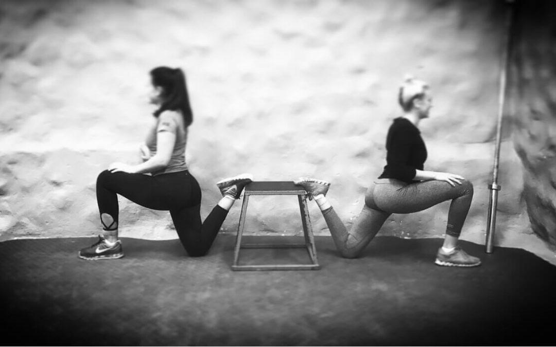 Att träna för mycket stretching kan vara överskattat